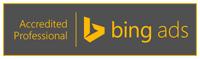 Wir sind Bing Ads zertifizierte Agentur
